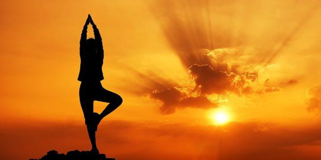 Early morning Yoga- Rishikesh