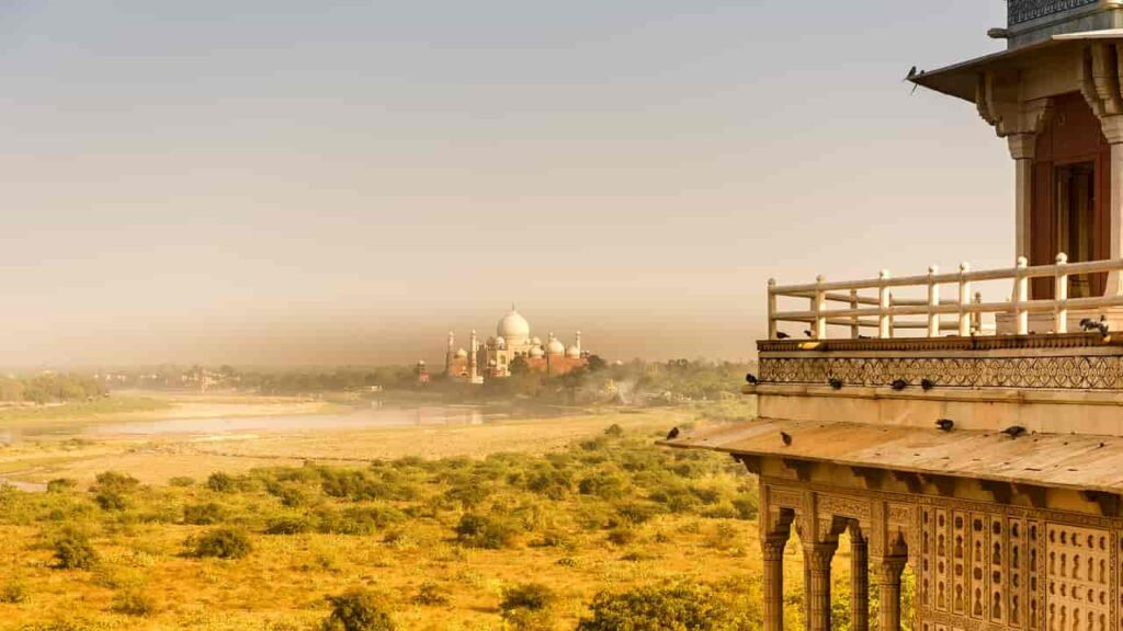 Agra Golden Triangle of India