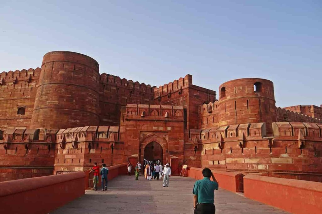 Agra-Fort Golden Triangle of India