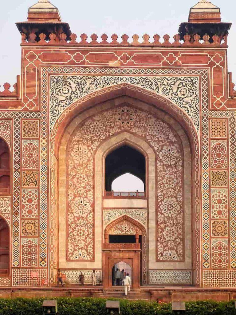 Akbar's-Tomb