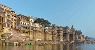 Beautyful View Varanasi India