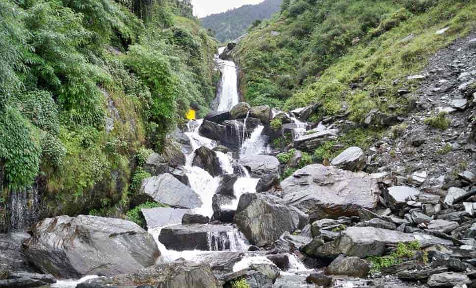 Bhagsunag Falls McLeodGanj