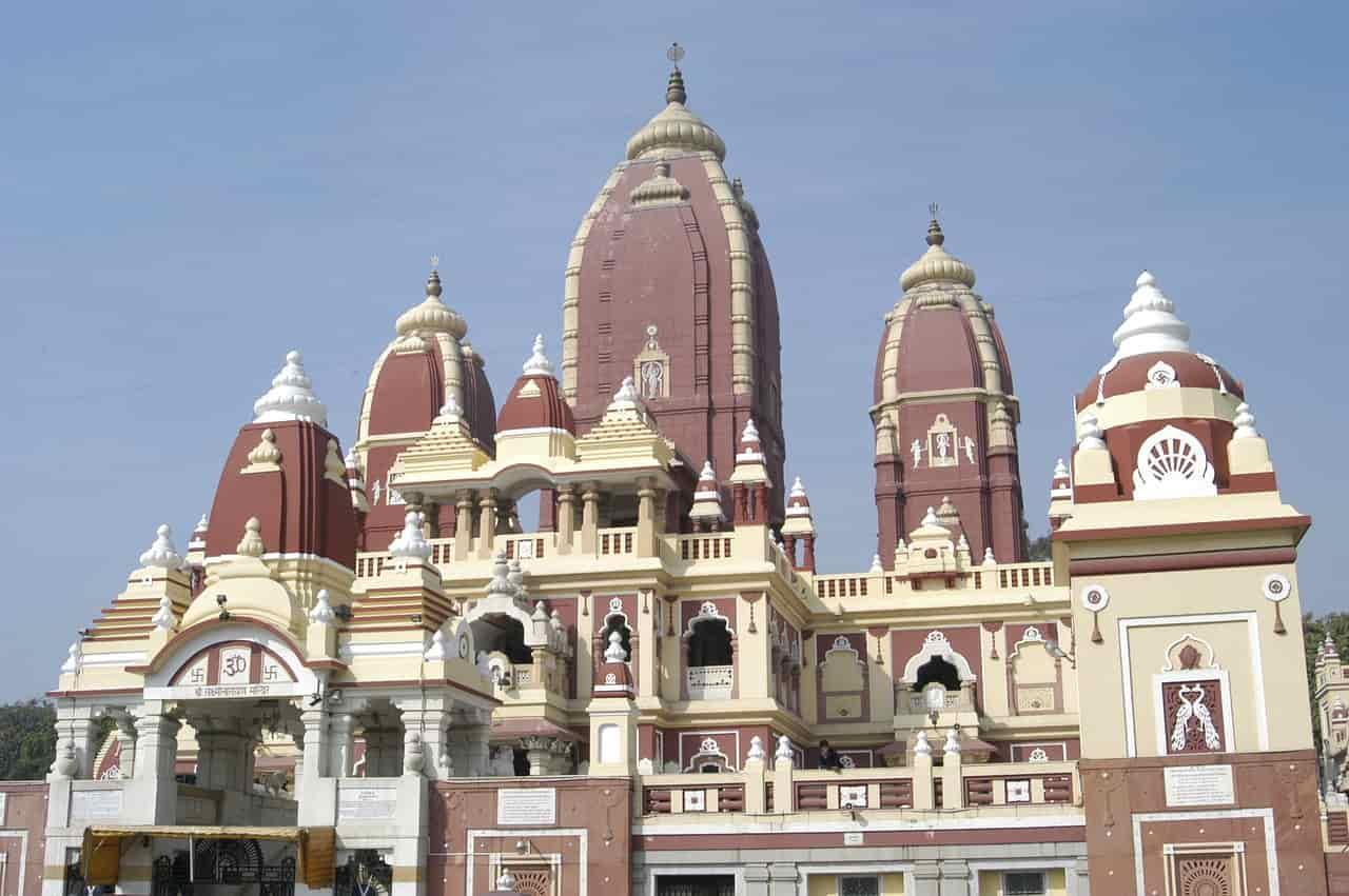 Birla-Mandir-delhi-india