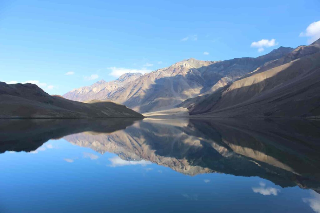 Chandratal Lake Himachal Pradesh