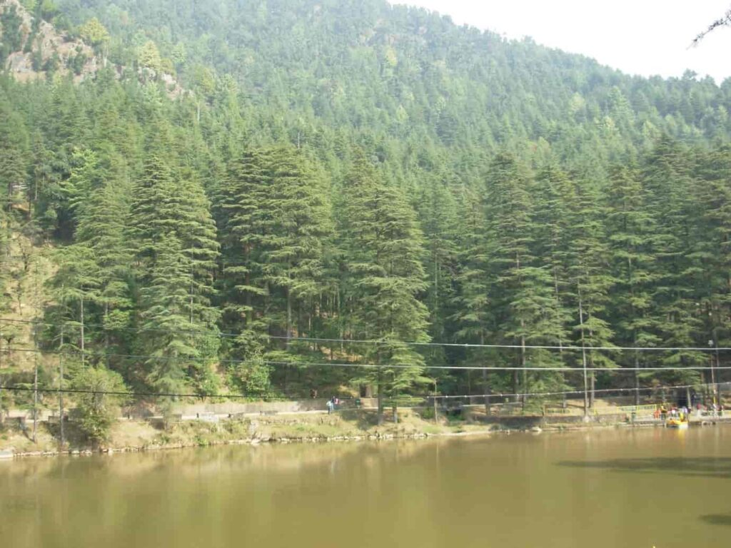 Dal Lake McLeod Ganj