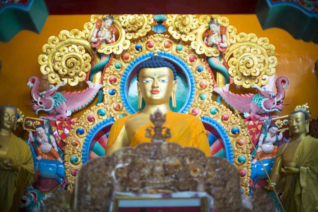 Tsuglagkhang Temple Top Places to visit in McLeodGanj