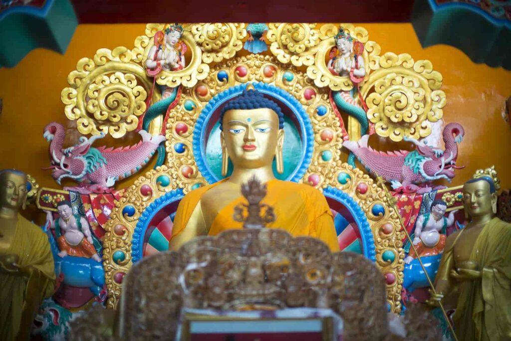 Dalai Lama, Tsuglagkhang Temple McLeod Ganj