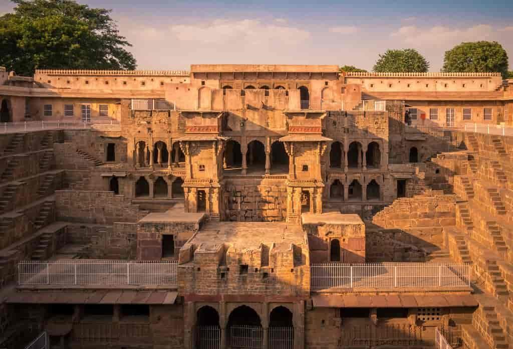 Fatehpur-Sikhri Golden Triangle of India
