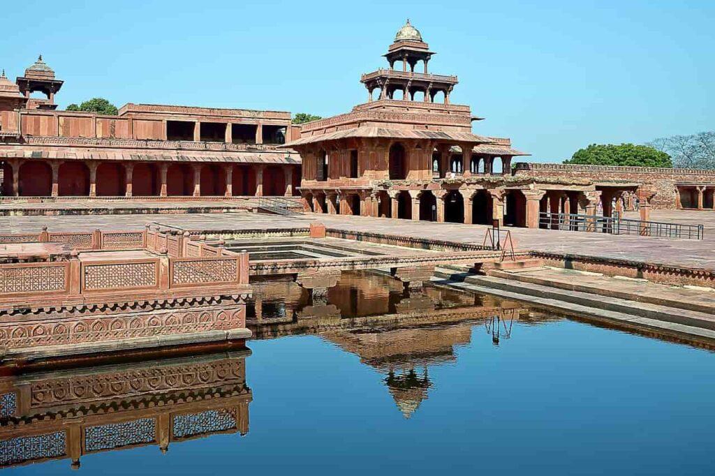 Fatehpur-Sikri-Agra-India