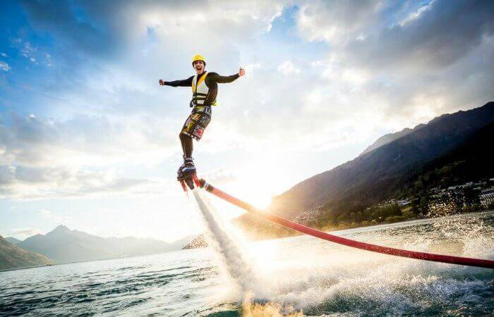 Flyboarding-Water-sports-Goa