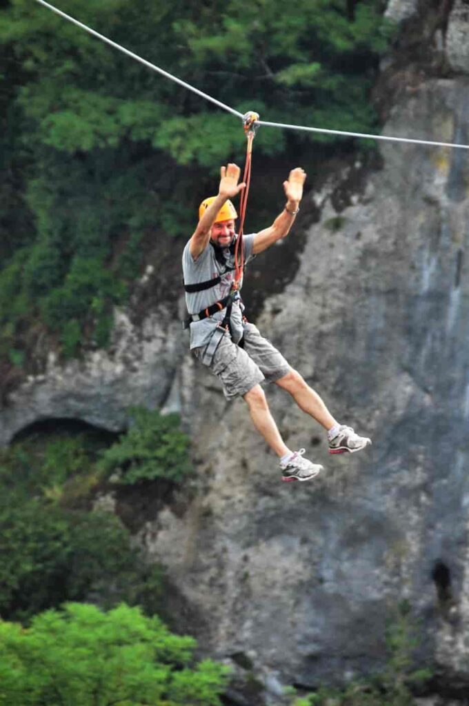 Flying Fox at Rishikesh is the longest Zipline in Asia