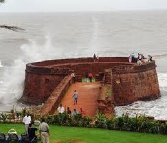Fort-Aguada-Panji-Goa