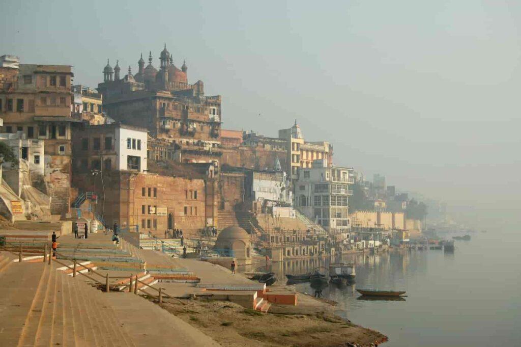 Ghats-in-Varanasi
