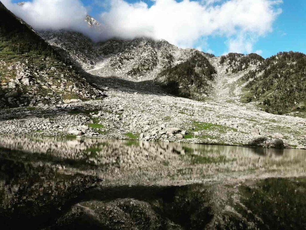 Kareri Lake Kangra McLeod Ganj
