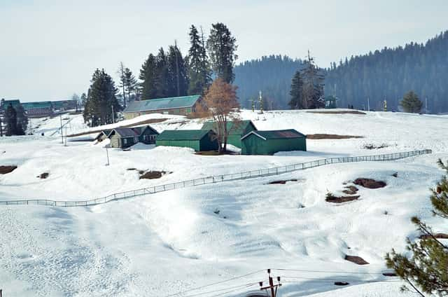 Kashmir-Places in India