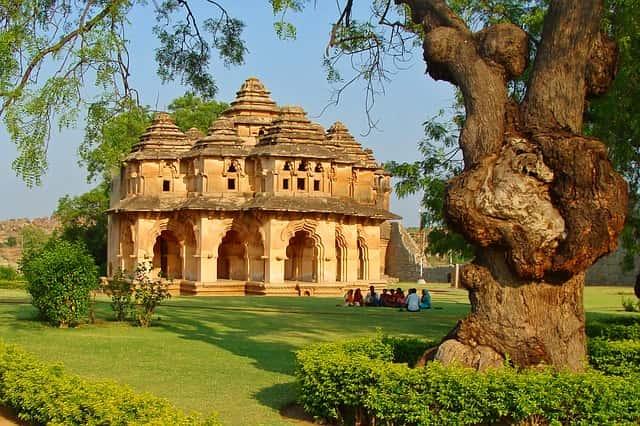 Lotus-Mahal-Hampi-Places in India