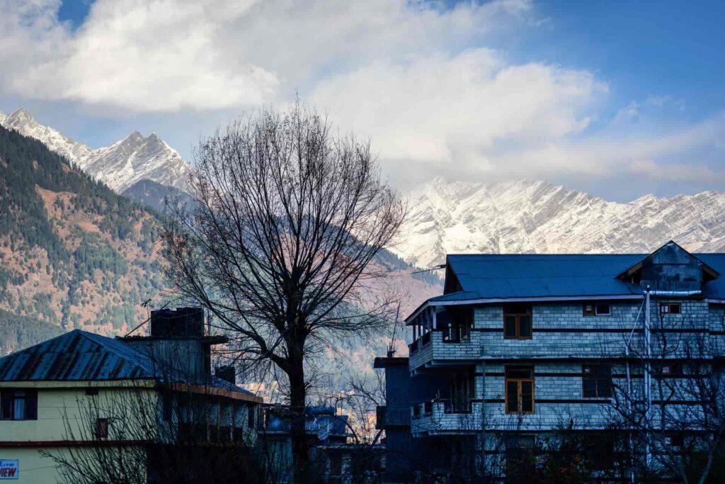 Manali Himalayas House