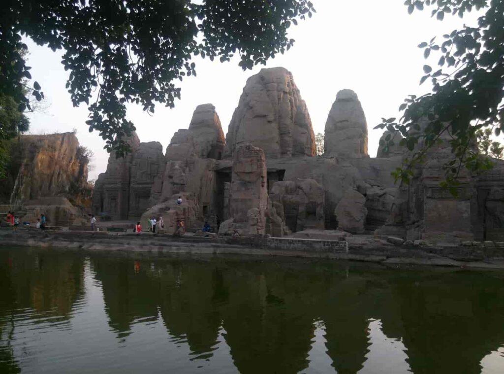 Masroor Temple McLeod Ganj