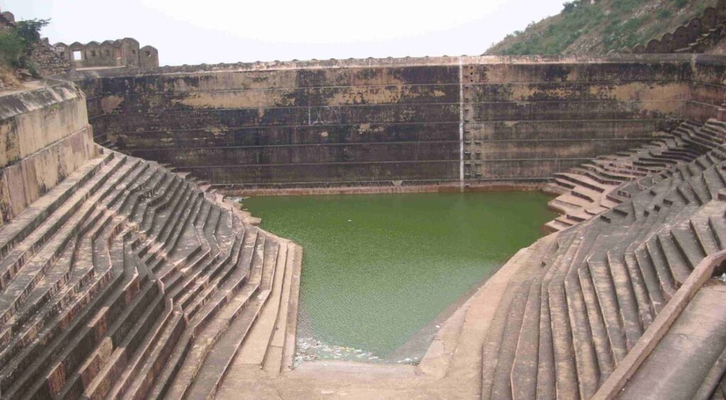 Nahargarh-Fort-Watter Golden Triangle of India