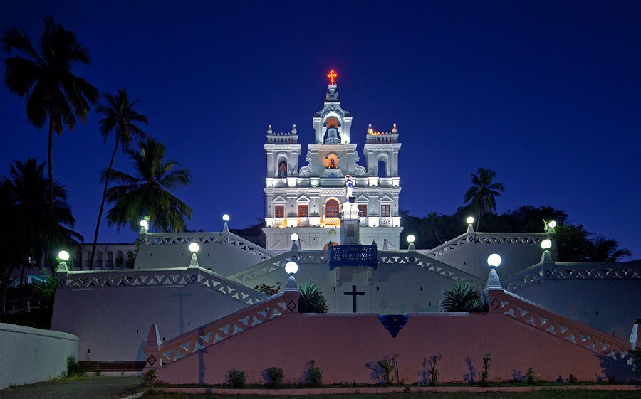 Our-Lady-of-Immaculate-Conception-Church-Panji-Goa