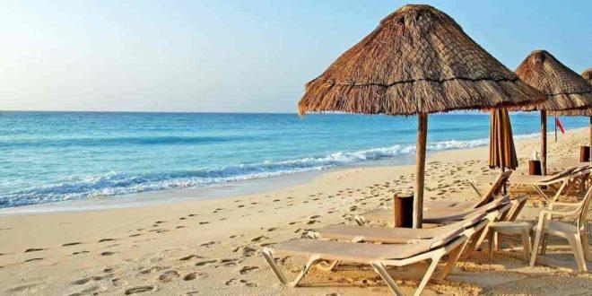 Panji Goa beach
