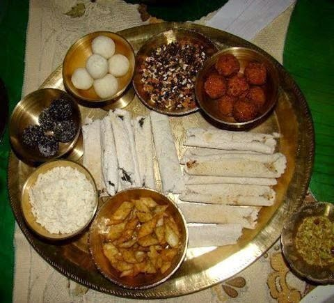 Participation-in-Ethnic-lunch-Kaziranga