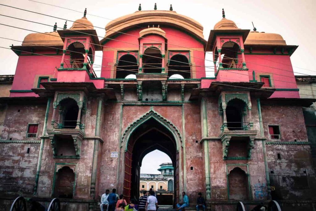 Ramnagar-Fort