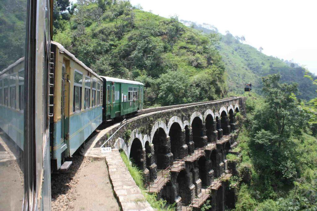 Shimla Train Service Himachal Pradesh