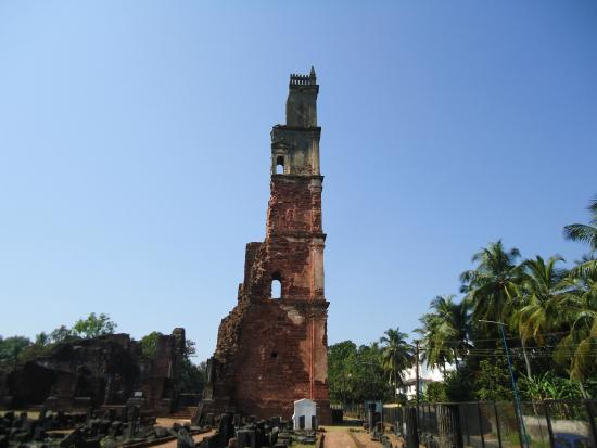 St.-Augustine-Tower-Panji-Goa