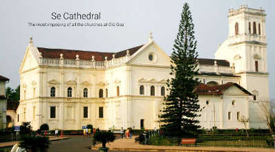 St.-Catherine-of-Alexandria-church-Panji-Goa