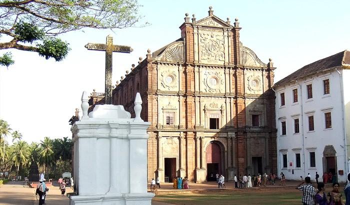 St.-Francis-Xavier-Panji-Goa