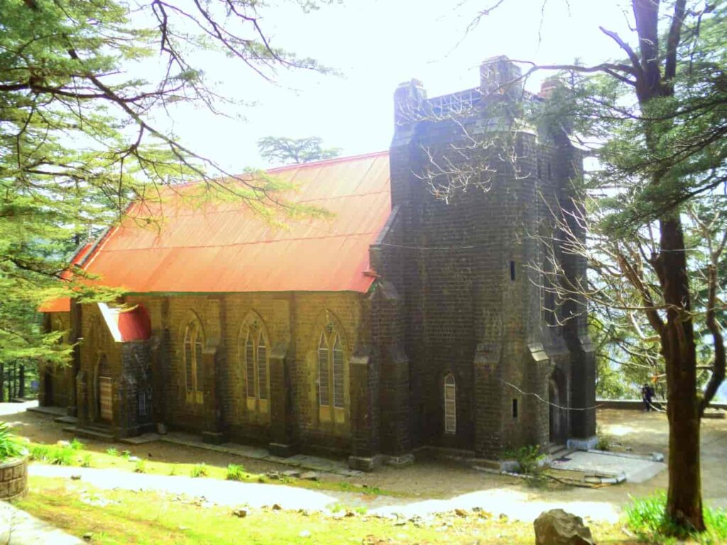 St. John Church McLeod Ganj