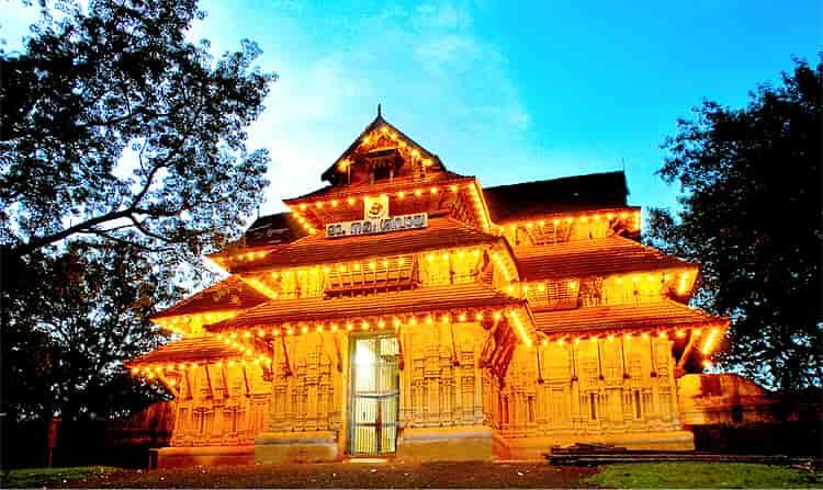 Thrissur-Vadakkumnathan-Temple