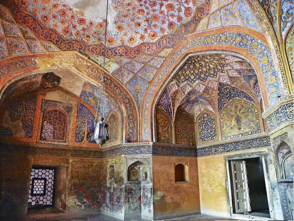 Tomb-of-Akbar Golden Triangle of India