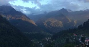beautiful view of Kasol And Manikaran