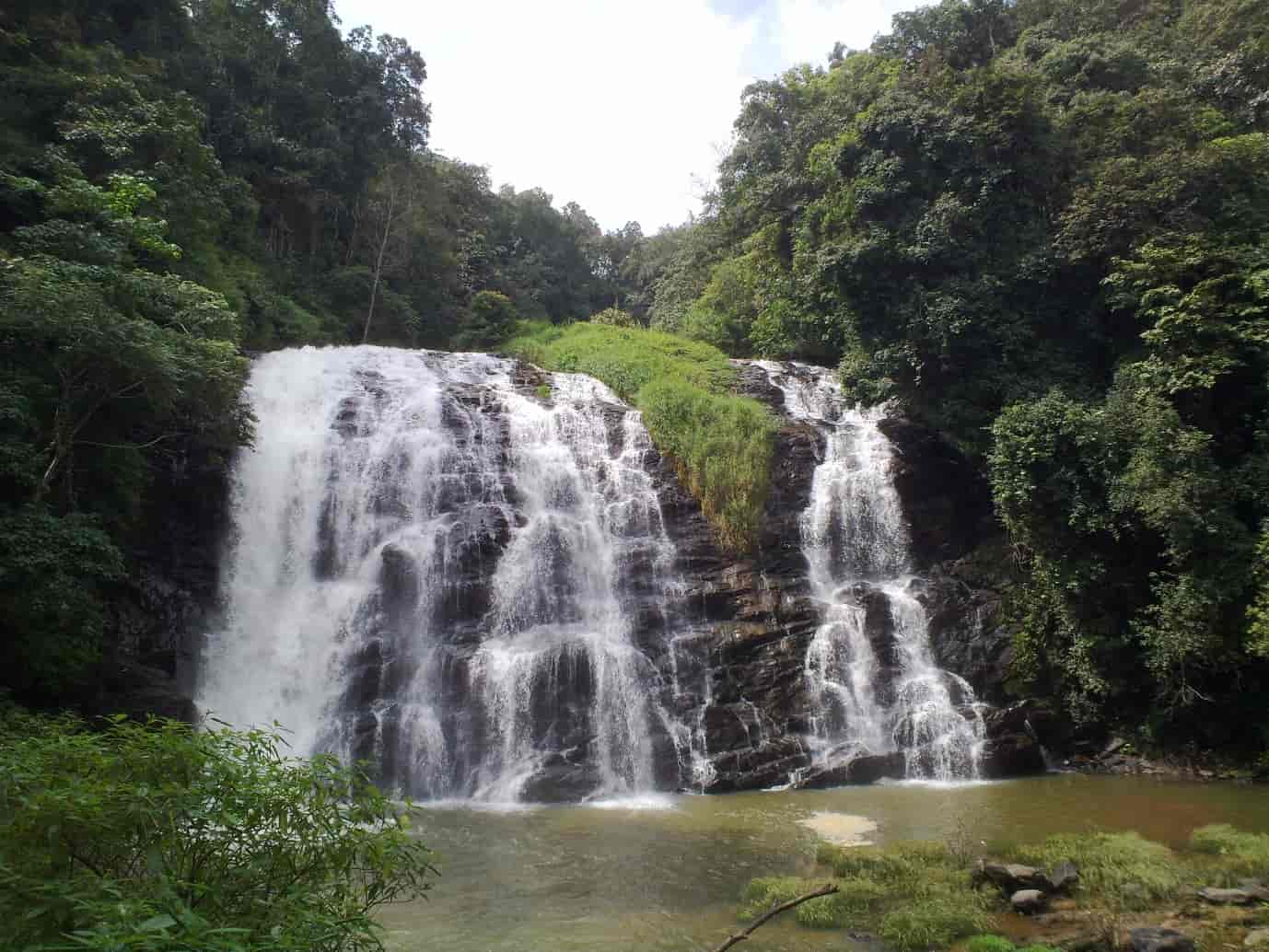 Abbey-Falls-Nisargadhama-Coorg-Places near Nisargadhama Coorg