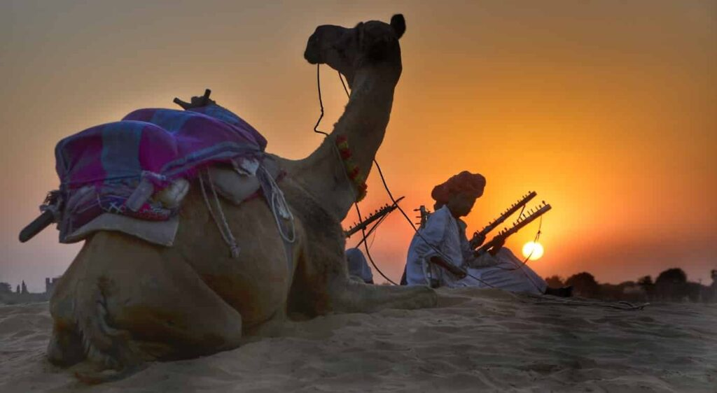 Camel safari or Desert Safari Bikaner is one of the most memorable experiences you can take back with you