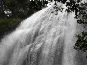 Chelavara Falls, Karnataka is one of the most beautiful falls in Coorg