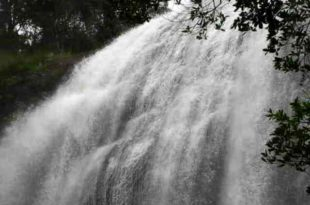 Chelavara Falls, Karnataka is one of the most beautiful falls in Coorg