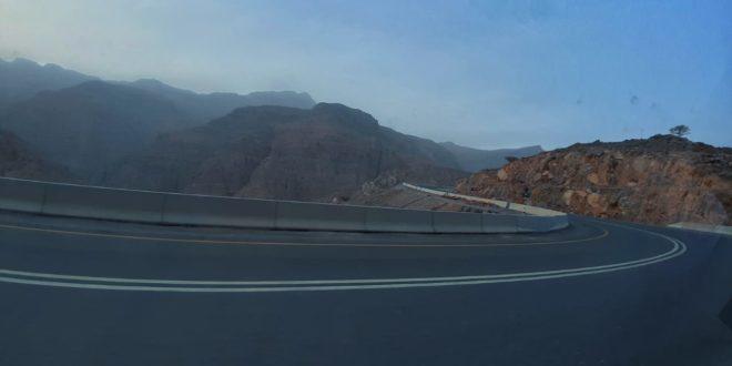Jebel jais view point UAE