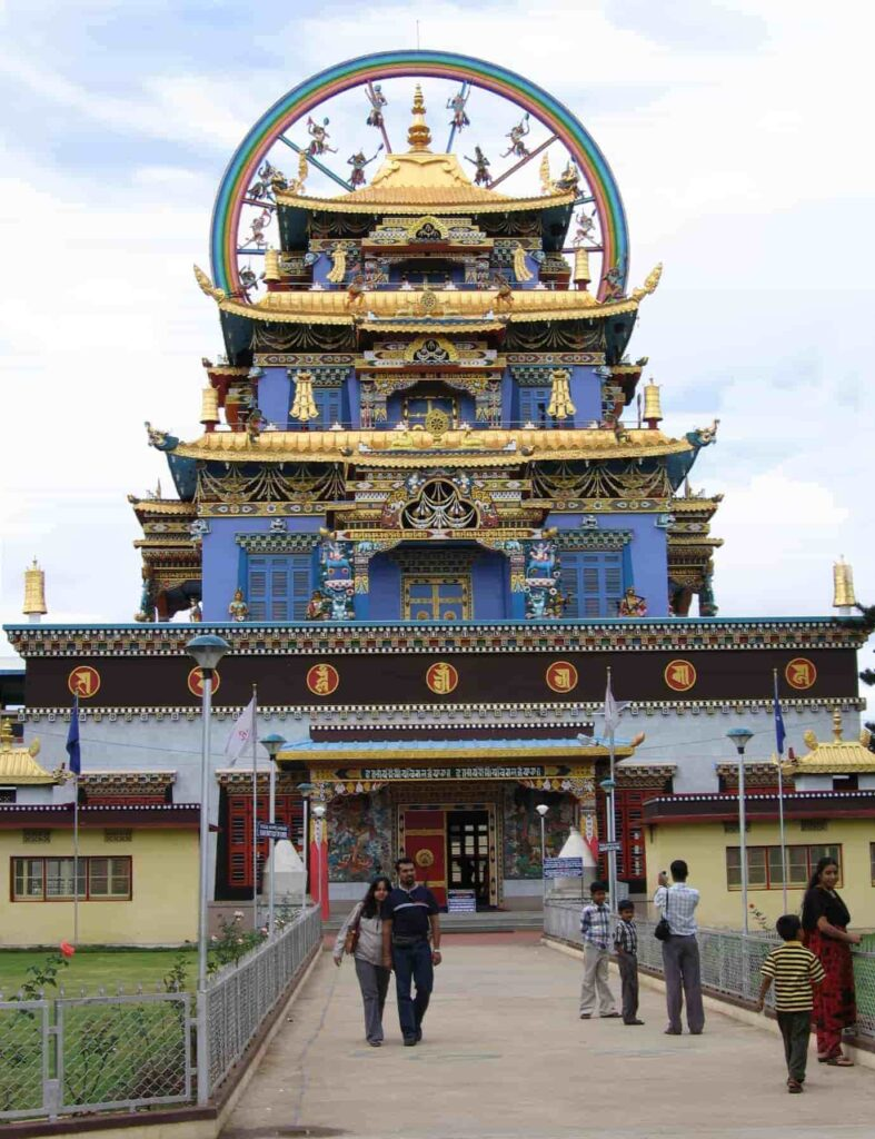 Namdroling-Monastery-or-Golden-Temple-Coorg