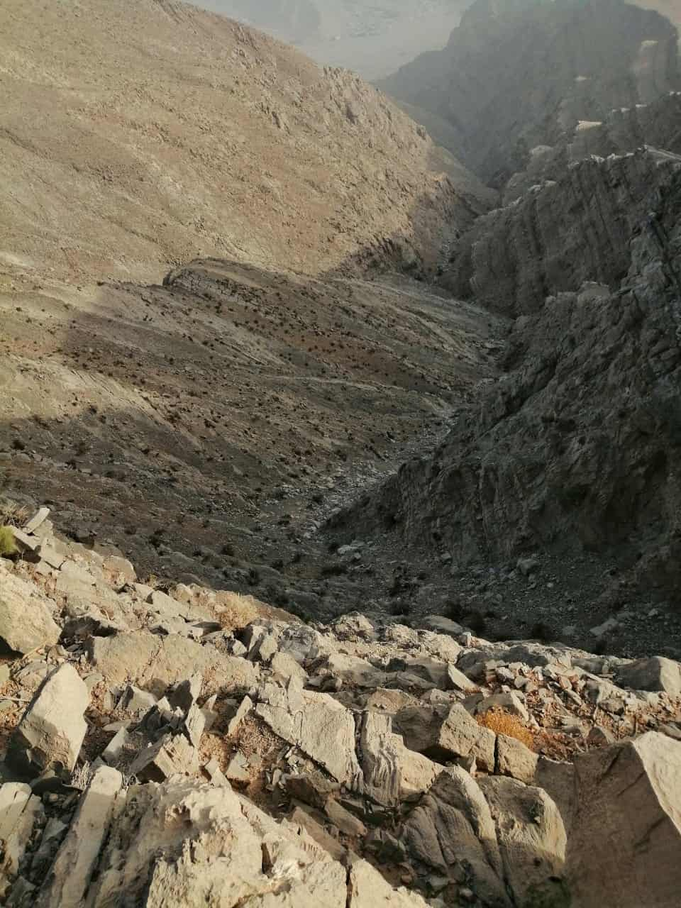 beautiful-view-of-Jebel-Jais-mountain-Dubai