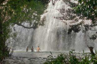 Anachadikuthu Waterfalls Idukki
