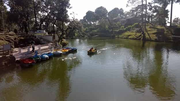 Boating at Bhulla Lake is one of the simplest of pleasures especially a ride taken at the sunset is an absolutely lovable experience. The Bhulla Tal is one of the best things to do in Lansdowne.