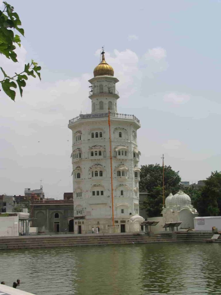 Gurudwara-Baba-Atal-Rai-is-located-inside-the-GoldenTemple-One-of-the-best-Places-to-Visit-in-Amritsar