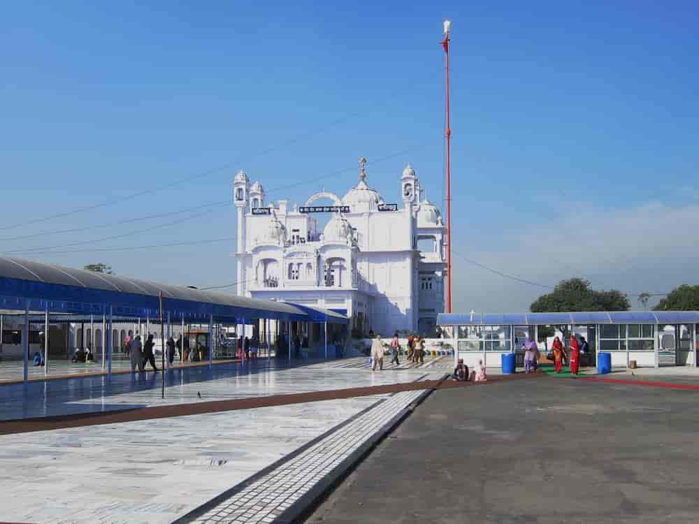 Gurudwara-Bir-Baba-Budha-Sahib-One-of-the-best-Places-to-Visit-in-Amritsar