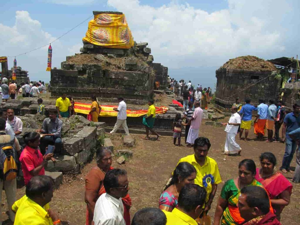 Mangala-Devi-Kannagi-Temple-is-situated-in-the-forests-of-Periyar-Tiger-Reserve-and-is-based-on-a-legend