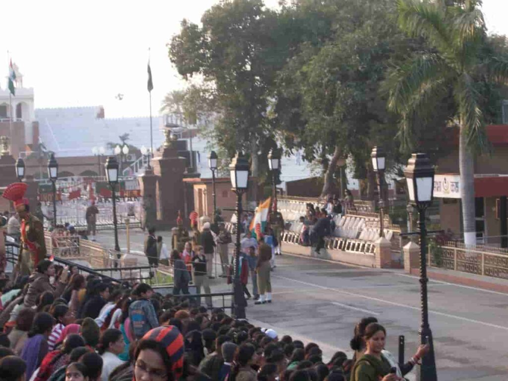 Wagah-Border-is-the-border-of-India-and-Pakistan-One-of-the-best-Places-to-Visit-in-Amritsar