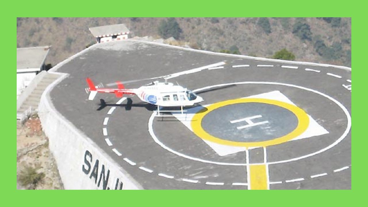 Vaishno Devi Helicopter Booking Price 2020