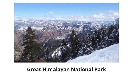 Great Himalayan National Park Jibhi Himachal Pradesh